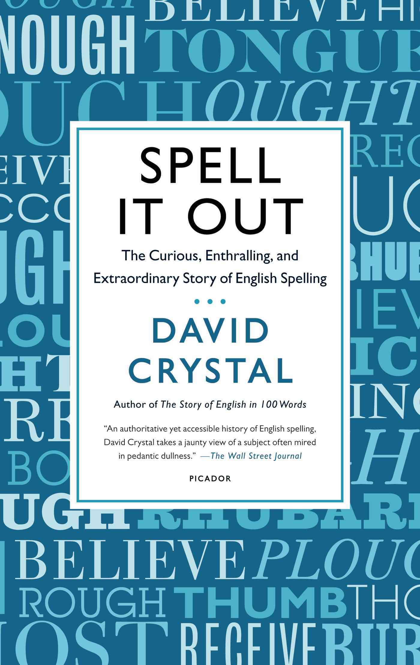 Spell It Out By Crystal, David
